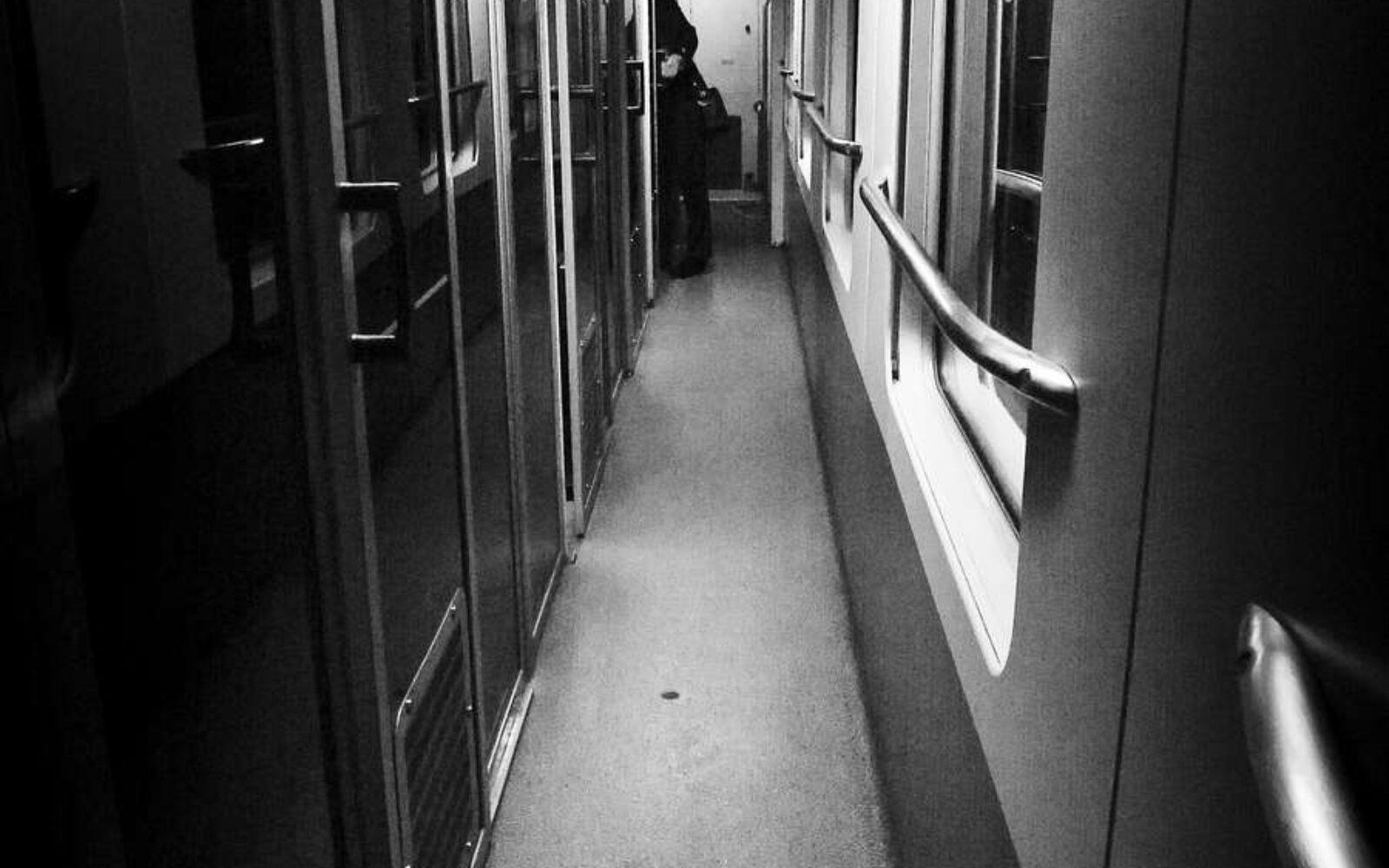 Train escape