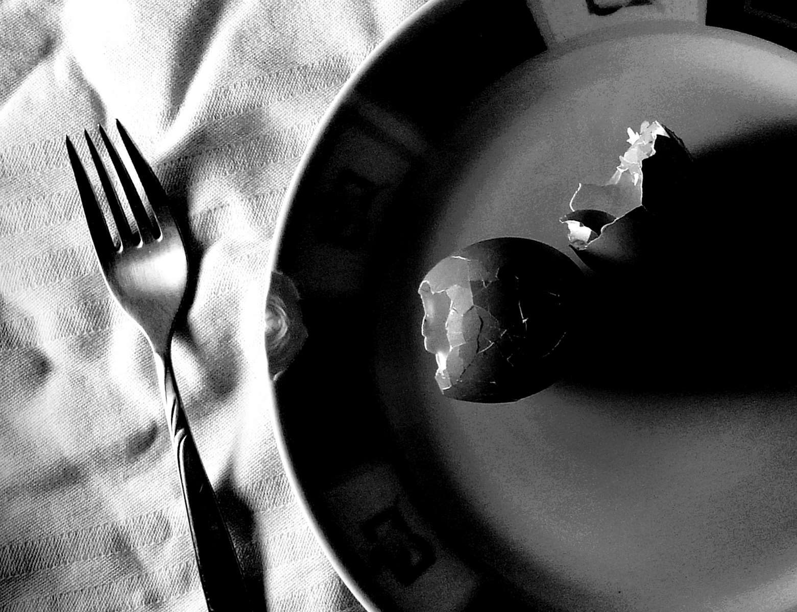 What's for dinner-bw
